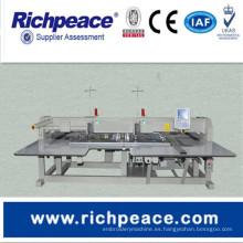 Máquina de coser industrial automática de la cabeza doble de Richpeace
