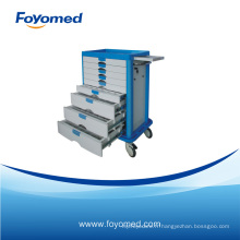 Six Drawers Hot Sale et Cheap Price Medicine trolley