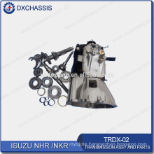 Genuine NHR NKR MSB5M/5S Transmission Assy And Parts TRDX-02