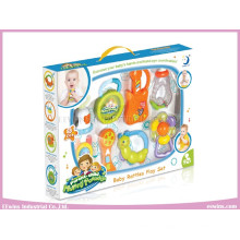 Baby Toys Baby Rattles with Music Toys (8PCS)