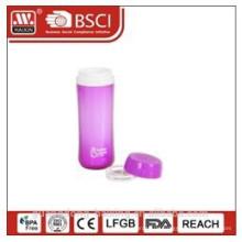 Plastikflasche Wasser 0,38 L