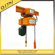 0.5t to 5t Chain Pulley Block with Motor (ECH-JB)