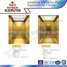 Cabine de aço inoxidável para cabelo para elevador / HL-12-56