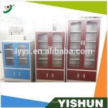 Atacadistas china MDF armários de cozinha, melhor cozinha livre design metal cozinha despensa armário