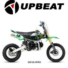 Upbeat Alta calidad 125cc Dirt Bike fuera de carretera Pit Bike 125cc (CNC triple, brazo oscilante de aluminio)