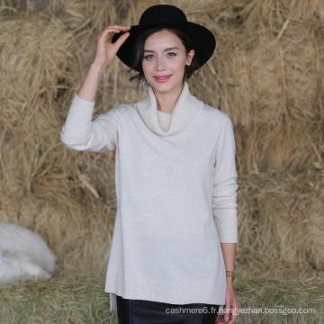 Mode femme, nouveau pull en cachemire design