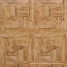 Household 8.3mm Embossed Oak Sound Absorbing Laminated Floor