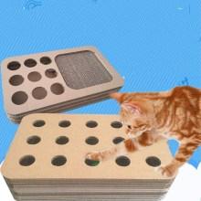 caja de misterio de juguete de gato