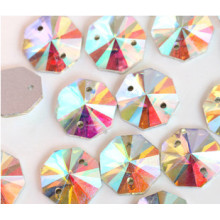 Ab Color Sew on Stones