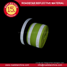 Wholesale stretch lycra reflective webbing