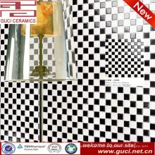 Pared de suministro de China decorativo baño mosaico aspecto azulejo de cerámica