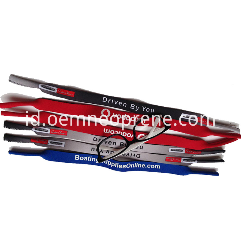 Logo Neoprene Croakies