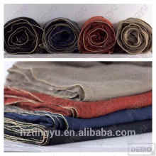 Modest Fashion Whosale love muslim head scarf plain viscose chain zipper edage cotton hijab