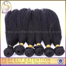 Предметов для продажи в европейских шелковистая прямая волна волос