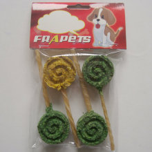 "Dog Chew of 5"" Munchy Lollipops for Dog"