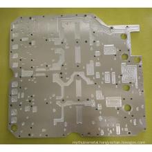 CNC Machining Parts UPS Accessories Al Base Board