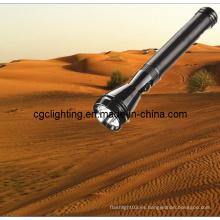 Linterna de aluminio recargable del LED -CC-103-2c