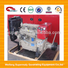 Refroidi à l'eau 10hp à 300hp moteur diesel avec 1500rpm / 3000rpm pour combattre la pompe