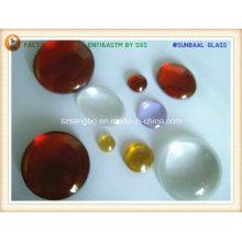 Bola de cristal gema de cristal bola cristal bolas de cristal