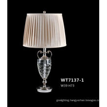 Good Quality Brass Crystal Guest Room Table Lamp (WT7137-1)