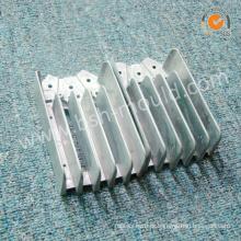 Núcleo de radiador de alumínio de fundição em liga de alumínio