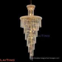 Dubai Brilliant wholesale modern crystal chandeliers in China 61004