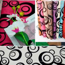 100% Polyester Chenille Sofa Stoff 150 cm Breite