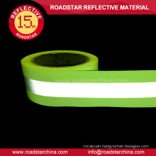 Specialized in T/C reflective fabric for clothing