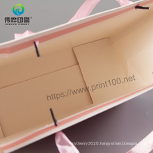 New Design Fashion Packaging Paper Gift Bag for Food