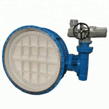 Ductile Iron Water blow off Butterfly Valves