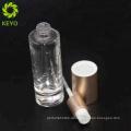 Kosmetikverpackungen Cremeflaschen Glas 60 ml Foundation Flasche mit Pumpe