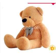 Stuffed name gigante teddy bear soft big animal brinquedos de pelúcia