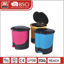 HaiXing Popular plastic waste bin