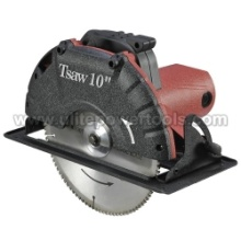 Electrical 255mm Circular Saw Woodworking Machine Saw