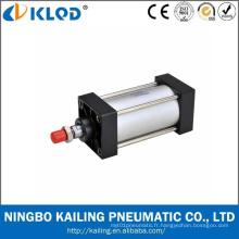 Type chaud pneumatique Cylindre d'air Sc63X100