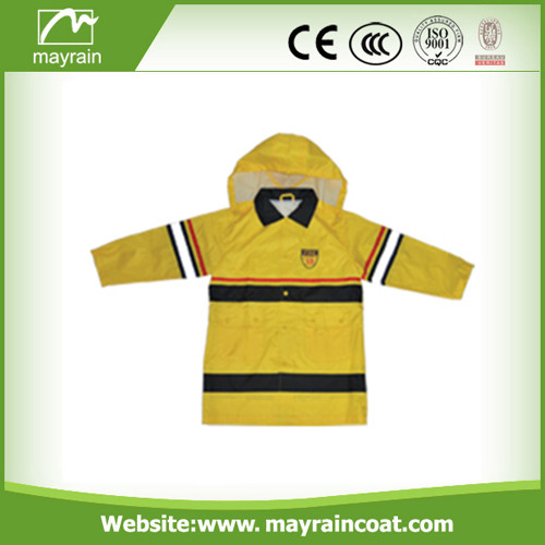 Kid' S Polyester Rain Coat