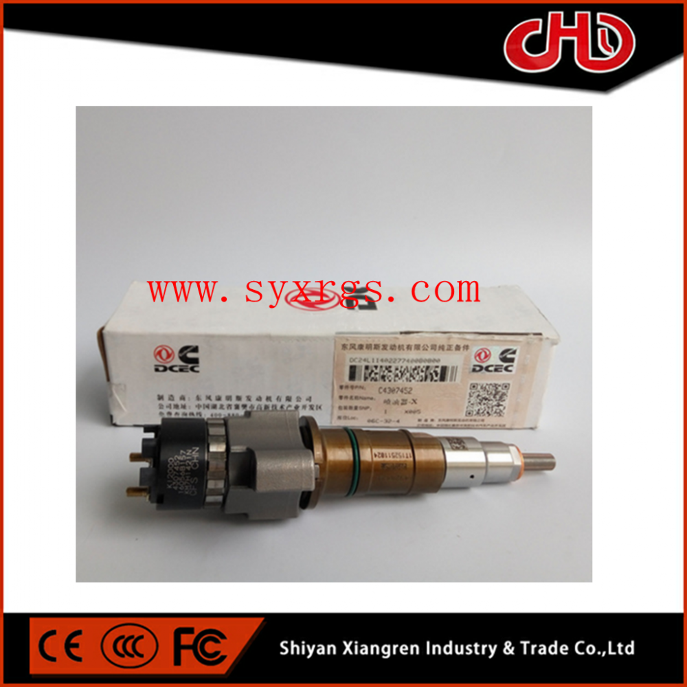 CUMMINS Injector 4307452