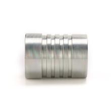 Interlock Ferrule For R13 Hose Ultra-high Pressure Hydraulic Hose Ferrule Fitting In Color Plating 00621