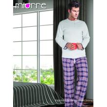 Miorre мужские пижамы хлопка пижамы набор