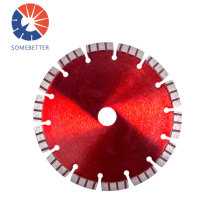 China Factory 900mm Large Diamond Saw Blades for Stone Cutting
