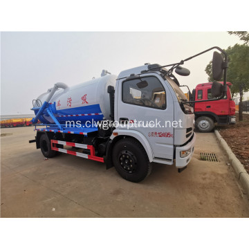 Dongfeng Suction Sewer Cleaning Litter Sewage