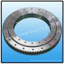 Single Row Four point Contact Ball Slewing Bearing for conveyer