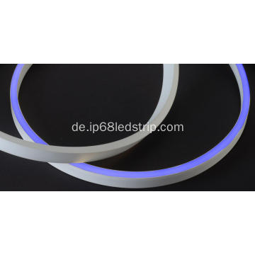 Evenstrip IP68 Dotless 1020 Blue Side Bend Led Streifen Licht