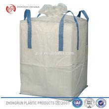 Saco grande plástico de 1 tonelada / sacos super com o saco do forro para o adubo