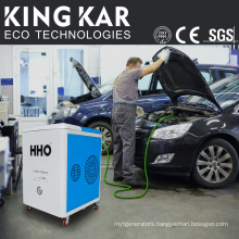 Latest Carbon Deposit Removal Machine for Car Engine