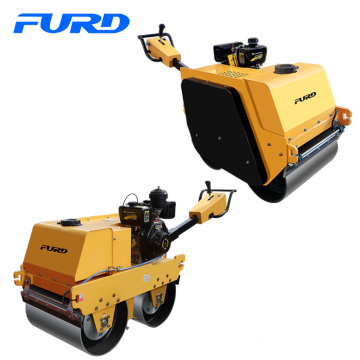 Walk Behind Double Drum Vibrator Road Roller FYLJ-S600 Walk Behind Double Drum Vibrator Road Roller FYLJ-S600