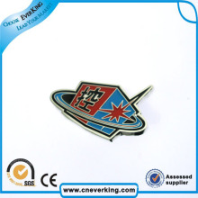 Multi-Color Plastic Name Us Marshal Epoxy Badge Clip
