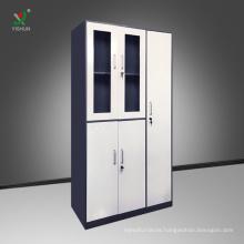 Steel filling cabinet office filing cabinet storage cabinet with locker