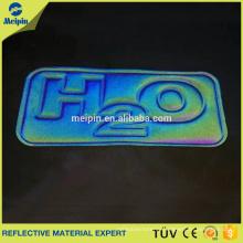 High Visible Reflective Garment TPU Label