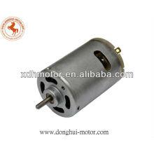 Motores Power Tools RS-385PH, Motores elétricos de ferramenta, motor de corrente contínua com escova de imã permanente